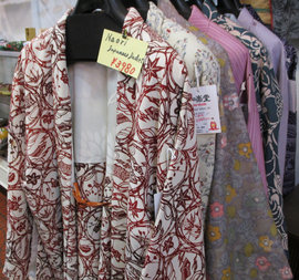 羽織、入荷しました♬洋服に合わせても素敵です☆